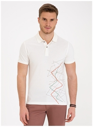 Pierre Cardin Pierre Cardin T-Shirt Bej